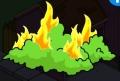 TSTO burning bush