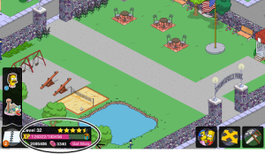TSTO Bonus Level XP Bar