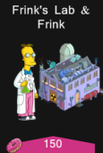 Frinks lab and frink