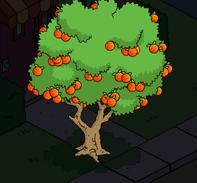 TSTO orange tree