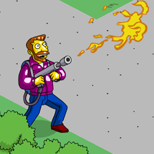 tapped out hank scorpio fire
