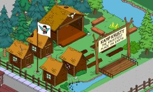TSTO Kamp Krusty