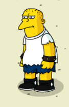 kearney the simpsons tapped out in krustyland