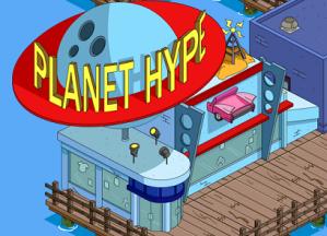 TSTO Planet Hype
