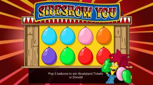 TSTO sideshow you balloons