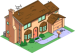 The Simpsons Tapped Out Simpson House Image