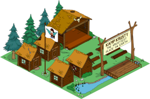 TSTO Level 32 Kamp Krusty Premium