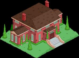 TSTO Wolfcastle Mansion Level 31