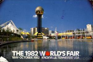The 1982 World's Fair Knoxville