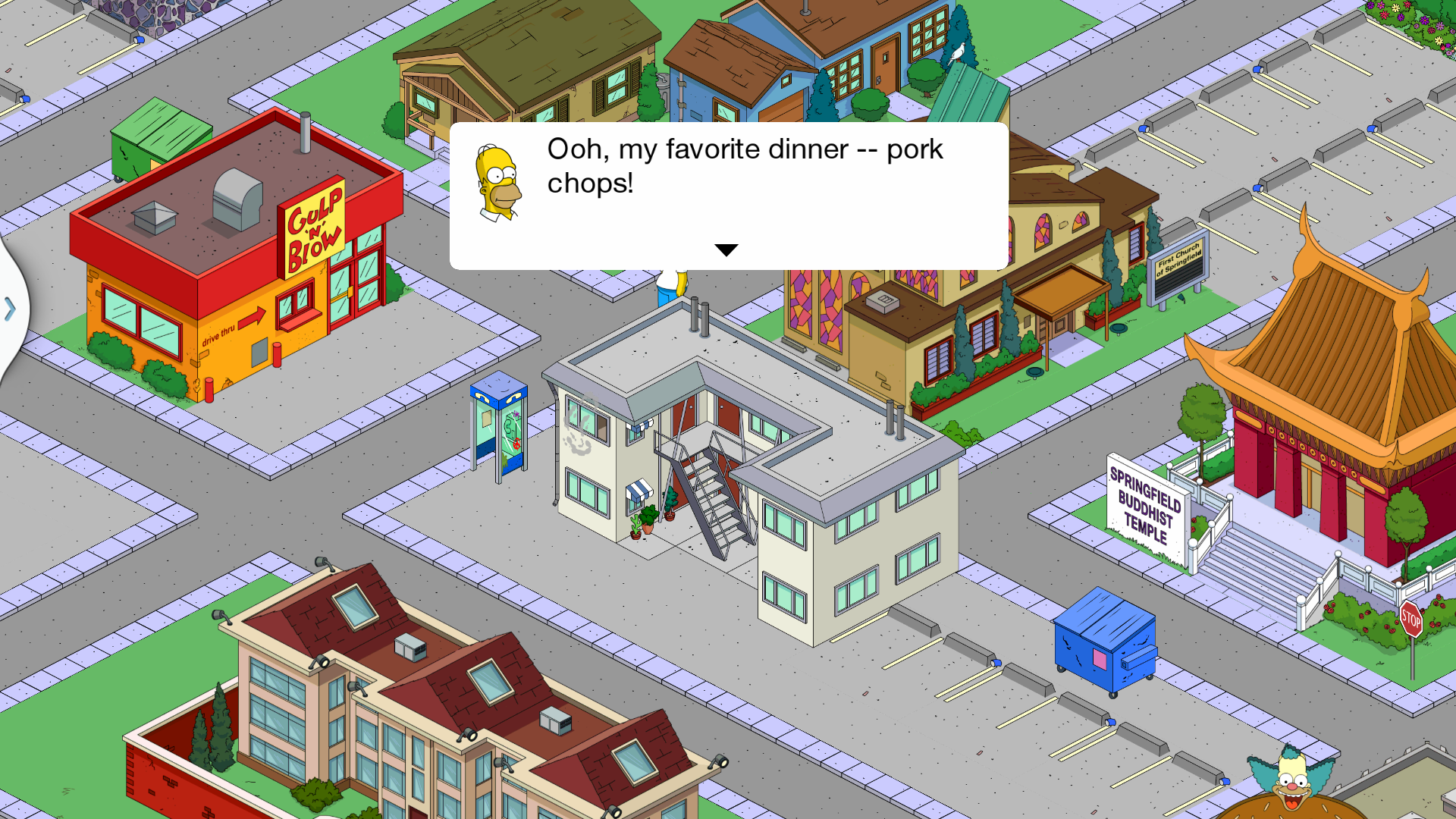 how to start a new game on tapped out