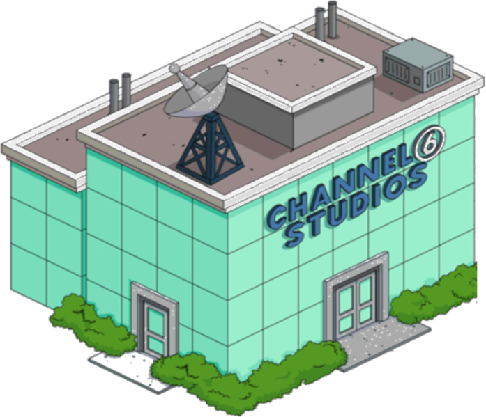 Channel 6 Helicopter The Simpsons Tapped Out Addicts  Apps