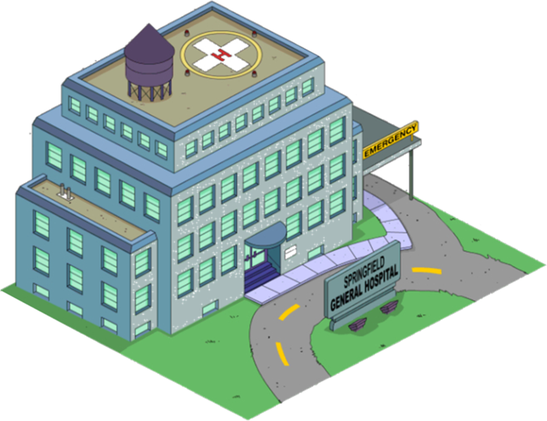 Simpsons Tapped Out Building Guide