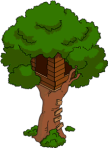 bart treehouse
