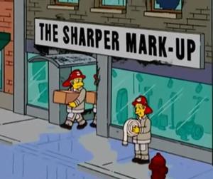 Sharpermarkup