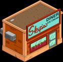 Skips diner