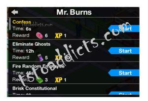 Burns confess