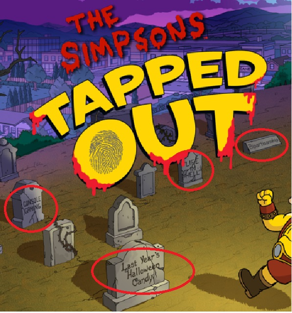 GOO  The Simpsons Tapped Out Addicts