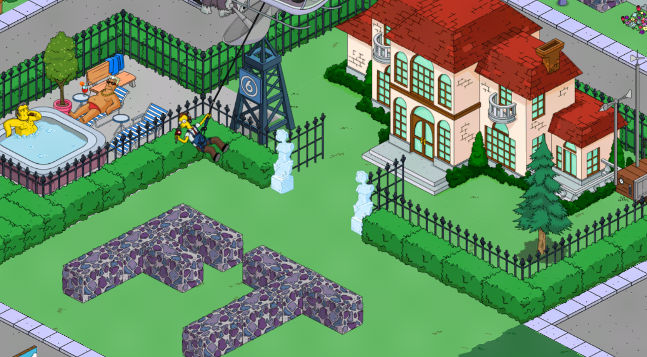 Fat Tony  The Simpsons Tapped Out Addicts
