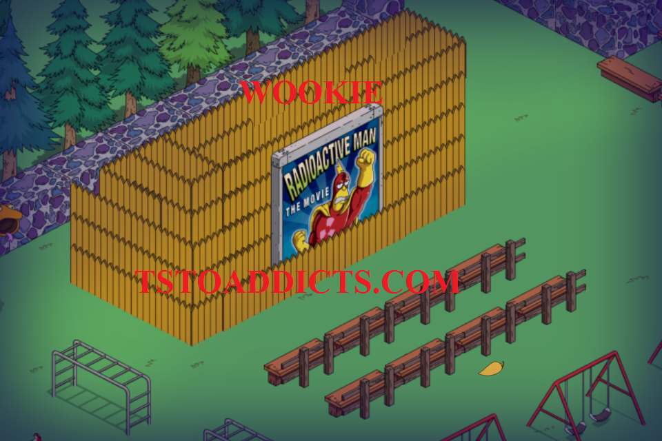 Simpsons Tapped Out 3D Designs