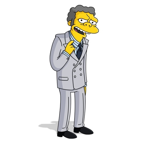 Mad Men Of Springfield Moe Szyslakthe Simpsons Tapped Out