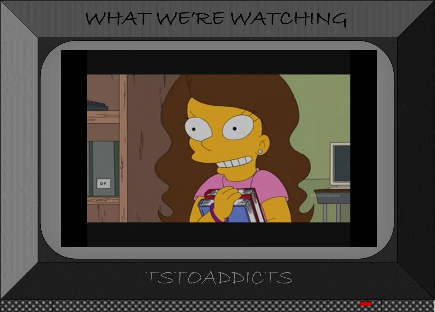 New Simpsons Episode The Kid S Alrightthe Simpsons Tapped