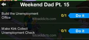 Weekend Dad 74
