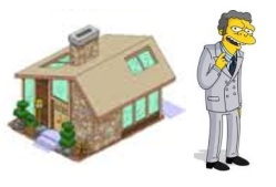 cool brown house & respectable moe