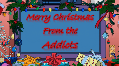 Merry Christmas from the Addicts