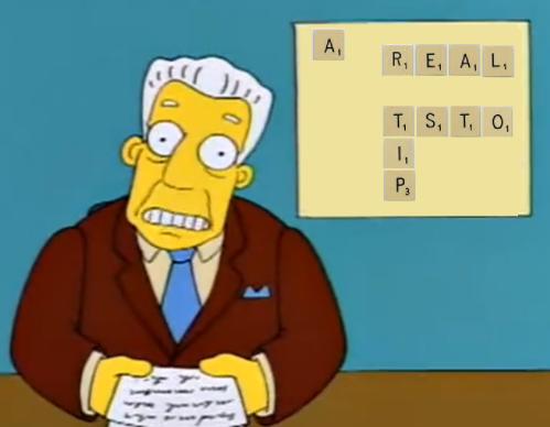 Scrabble Update