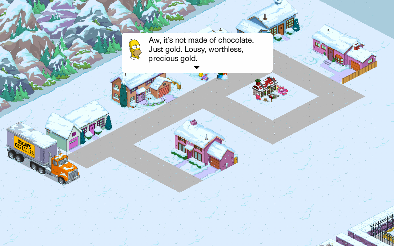 HOLIDAY GIVEAWAY WHEELThe Simpsons Tapped Out AddictsAll Things The ...
