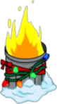 Tapped_Out_Festive_Trash_Can_Fire
