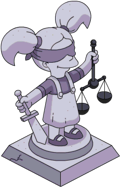 Little Lady Justice