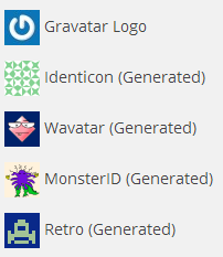 comment icons