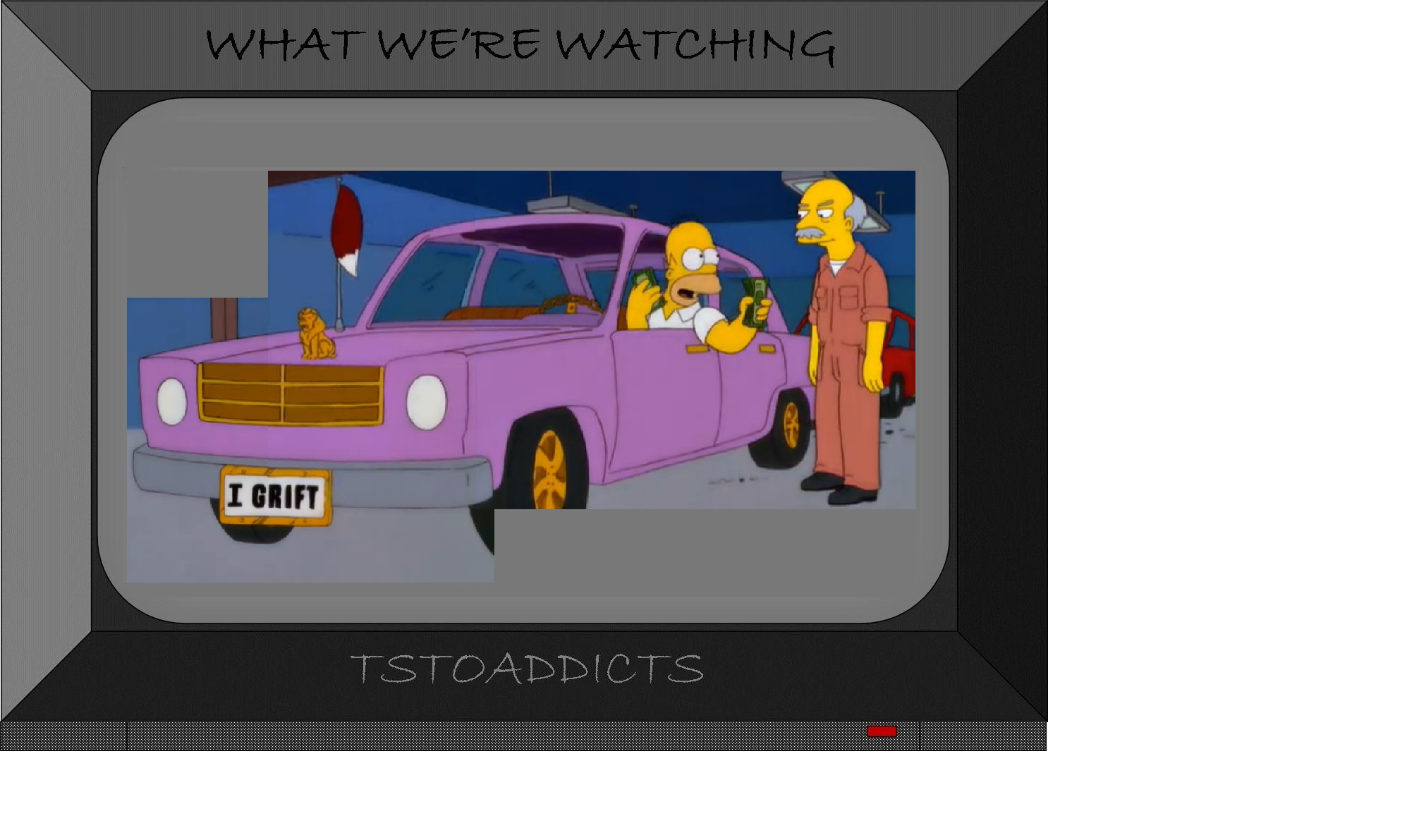 Where did THAT e from – Homer s CarThe Simpsons Tapped Out
