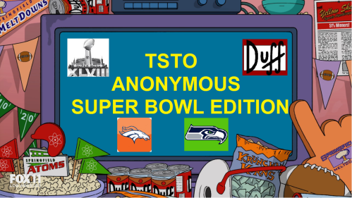TSTO Anon Super Bowl