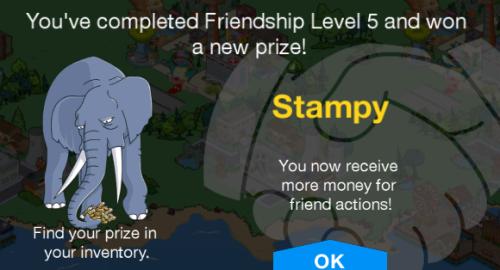 Level 5 Stampy