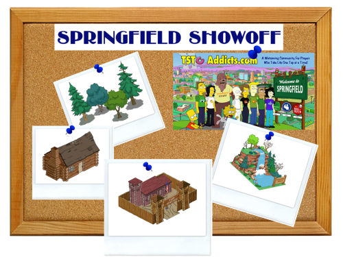 Springfield Showoff Forest