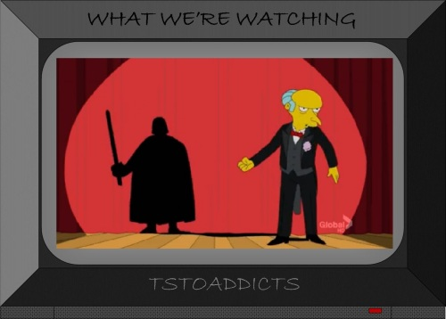 Vader Simpsons 6