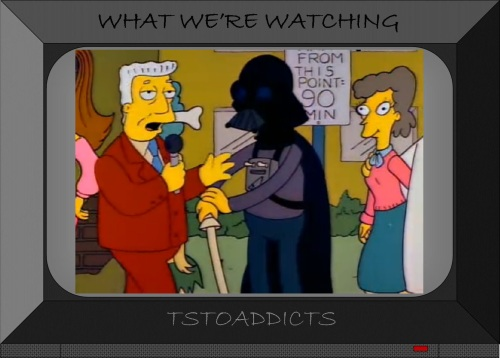 Vader Simpsons