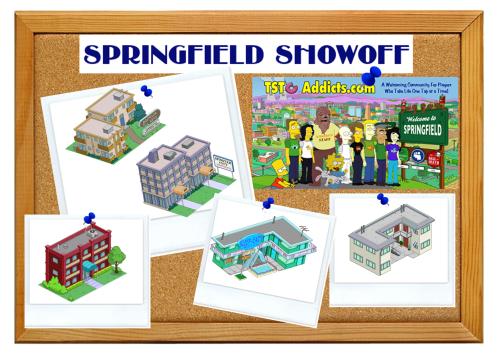 Springfield Showoff Apartments