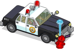 Tapped_Out_Crashed_Police_Car
