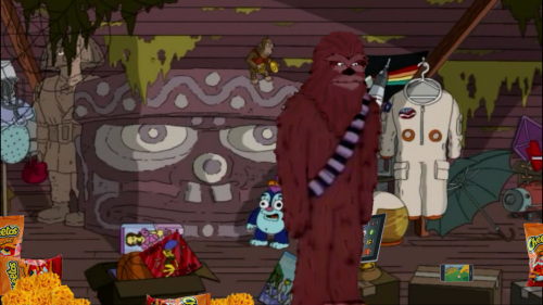 Wookiee Attic