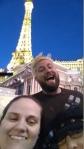 Wookiee, Bunny & Alissa on the Las Vegas strip (2014)