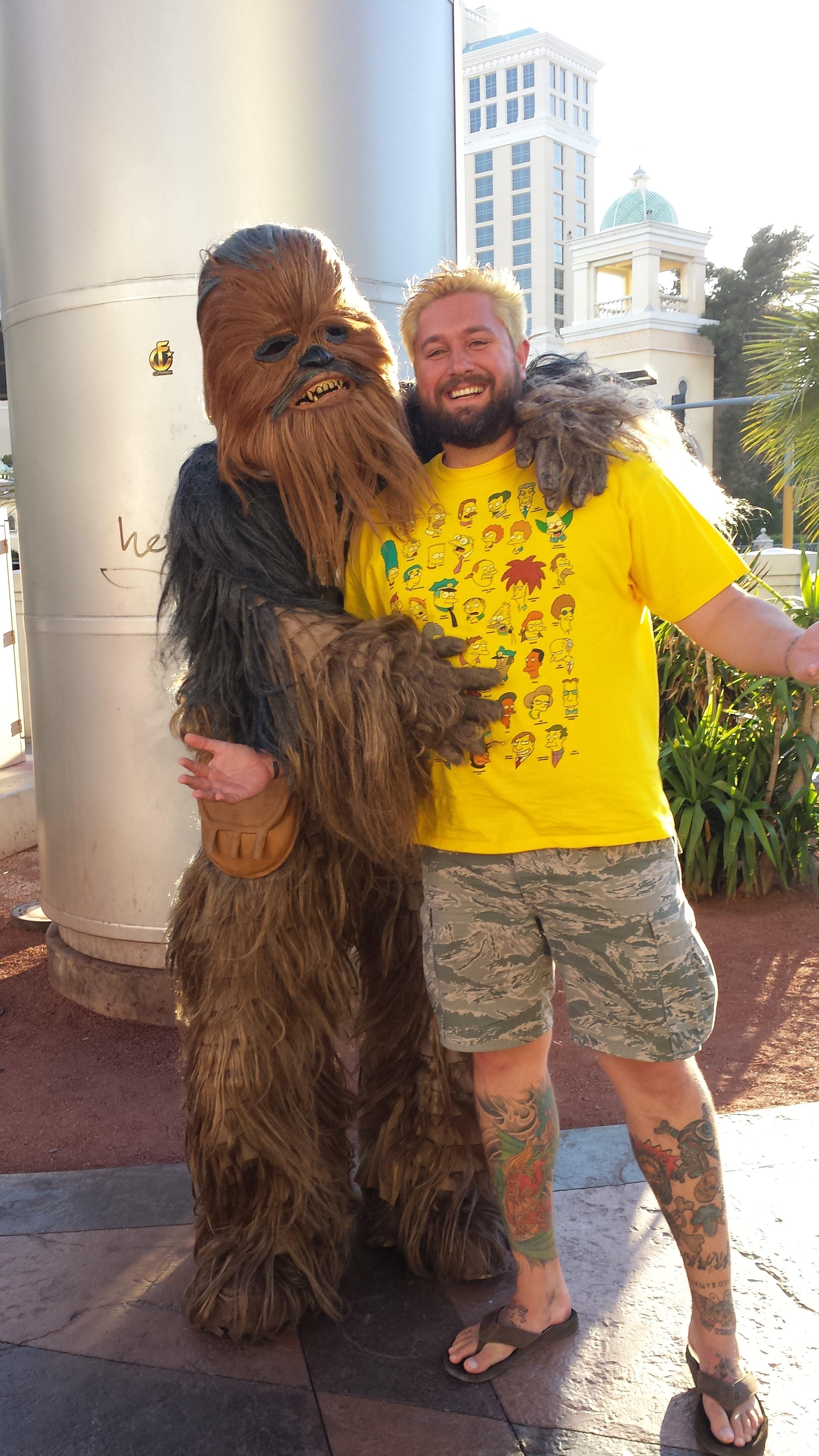 Happy Birthday Wookiee!