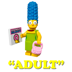 LEGO Saturday Alissa 1