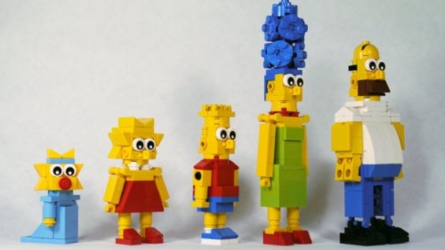 Homemade Lego Minifigs