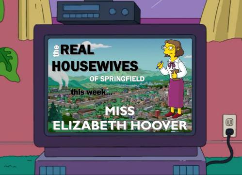 Miss Elizabeth Hoover