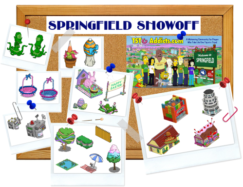 Springfield Showoff Easter Stuff
