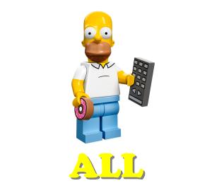 LEGO Thursday 1