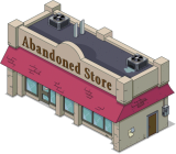 Abandoned Store 1